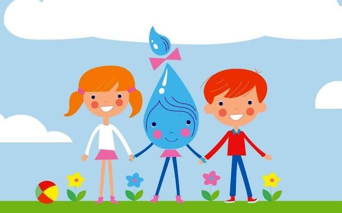 Открыт прием заявок на конкурс детских рисунков «Разноцветные капли»