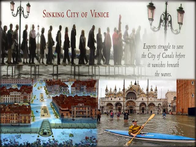Sinking City Venice PPT