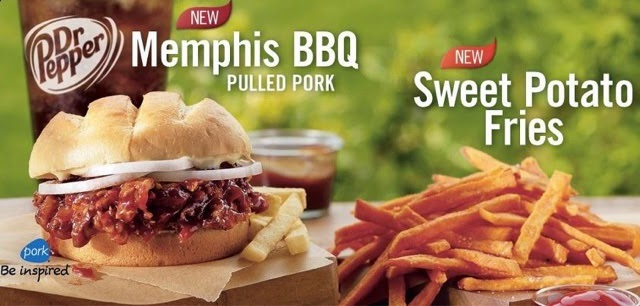 Burger King Memphis BBQ Pulled Pork