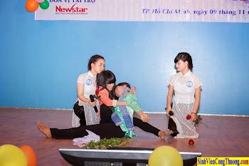 Clip đêm chung kết Tiếng hát sinh viên 2013