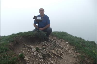Castillo de Vallehermosa mendiaren gailurra 1.264 m. -  2012ko maiatzaren 12an
