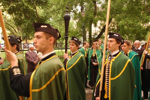 Jubileumi ünnepség, 475, Nagytemplom