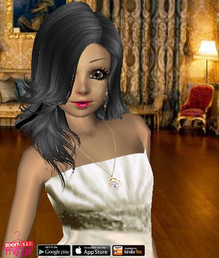 Teen Vogue Me Girl Level 9 - Debutante Ball - Morgan