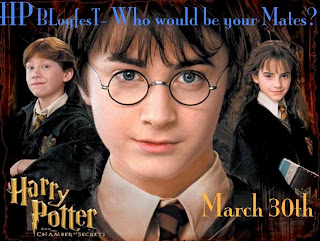 HP Blogfest…Who Would be Your Mates?