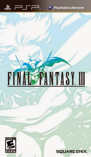 Final Fantasy III (USA) PSP ISO