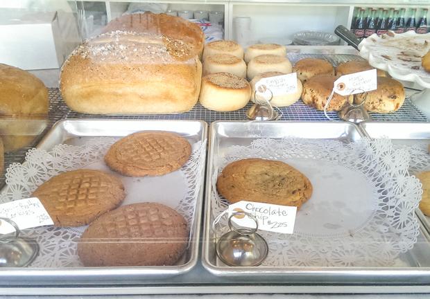 Bake Sale Cafe And Bakery San Diego