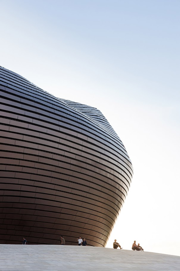 Музей в Ордосе