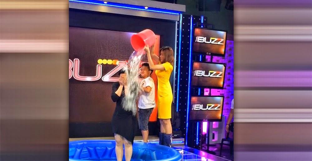 Kris Aquino ASL Ice Bucket Challenge