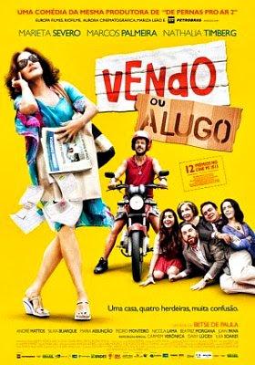 Filme Poster Vendo ou Alugo TS XviD & RMVB Nacional
