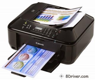 Download Canon PIXMA MX434 Printer Driver & installing