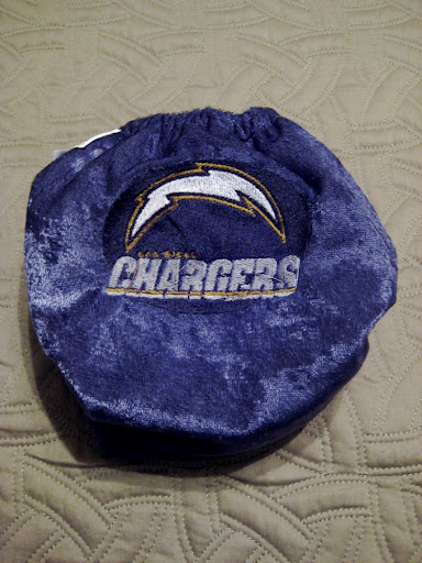 San Diego Chargers Med LDD Pocket / AI2 (ready for shipping)
