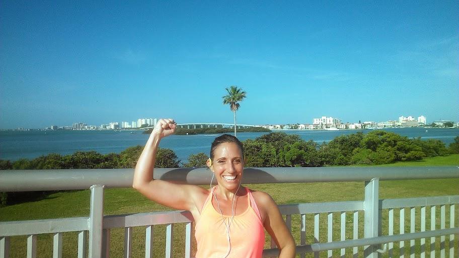 IMAG1300 Iron Girl Half Marathon 2014 {Recap}