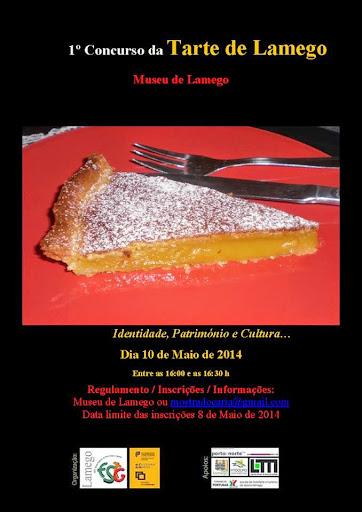 1º Concurso da tarte de Lamego
