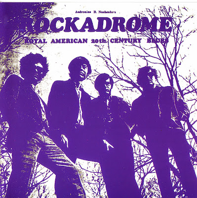 Rockadrome ~ 1969 ~ Royal American 20th Century Blues