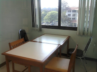 study hall small room