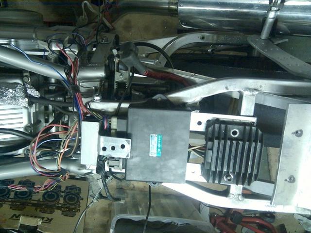 trx850racer fuel pump and wiring start