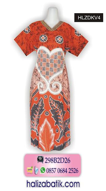 macam motif batik, model pakaian batik wanita, baju model batik