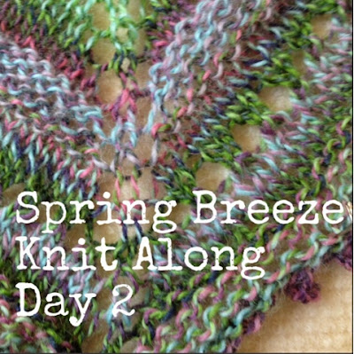 Spring Breeze KAL Day 2