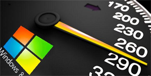 Acer лаптоп, бенчмарк за скорост на Windows 8