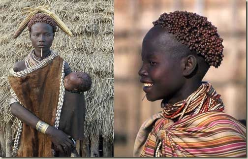 THE PRICE OF DEEP BEAUTY: Bellezza africana