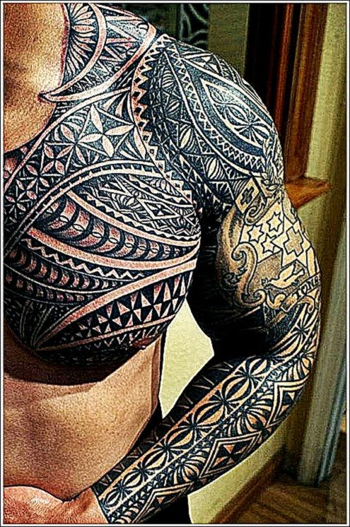 d13ec540a 30 Unique Maori Tribal Tattoo Designs