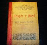 Prontuario de Religion Y MOral año 1904