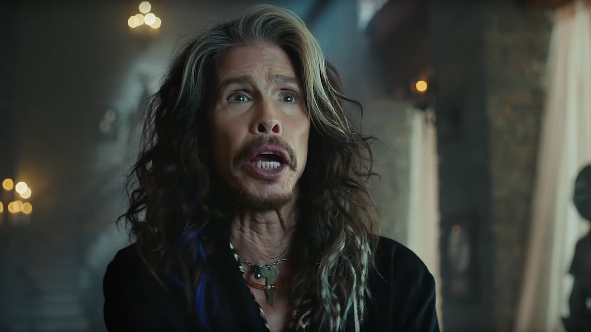 Super Bowl 50 Ad Watch: Steven Tyler Revives Classic Tune in Confectionary Crooning Battle for Skittles