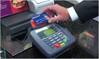 MasterCard PayPass Terminal