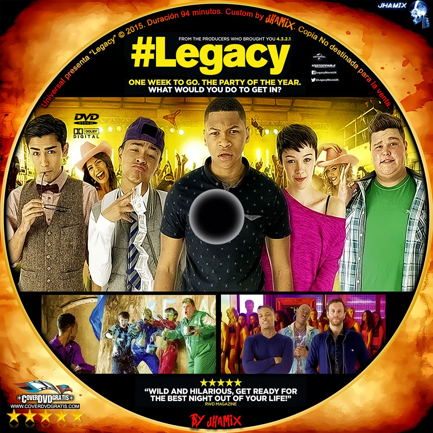 Legacies Dvd