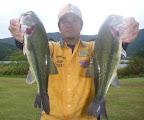 17位 川端将義プロ(河A76) 5本 2,400g 2011-10-28T01:08:44.000Z