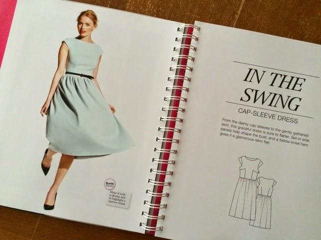 Schnitzel & Boo: Review: BurdaStyle modern sewing Wardrobe Essentials