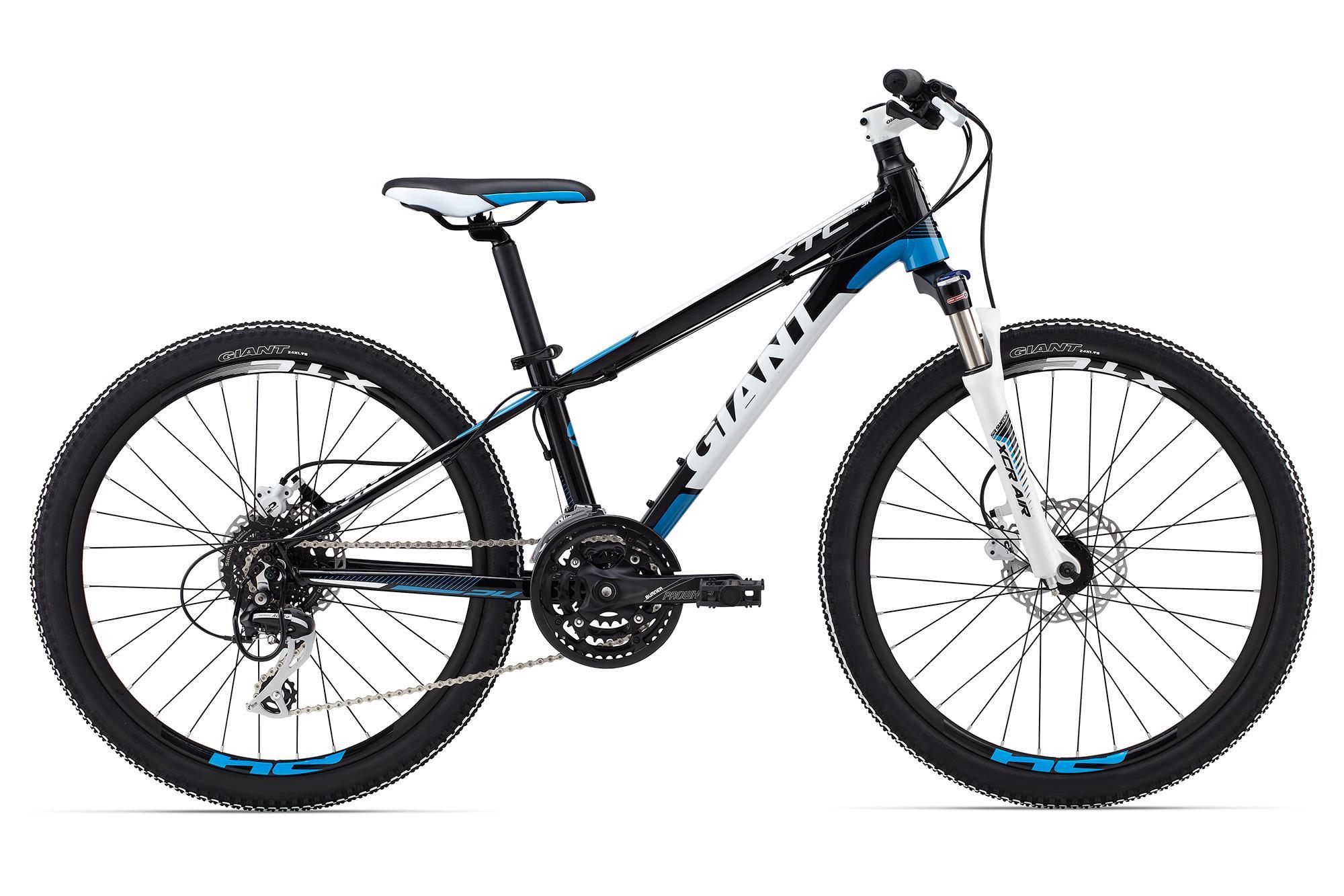 Xe dap the thao dia hinh GIANT XTC SL Jr 24, xe dap the thao, xe dap trinx, xe đạp thể thao chính hãng, xe dap asama, XtC SL Jr 24 Black