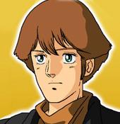 Iino Abbav Mobile Suit Gundam ZZ UC 0088