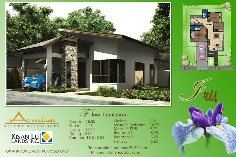 Amiya Resort Residences - Iris