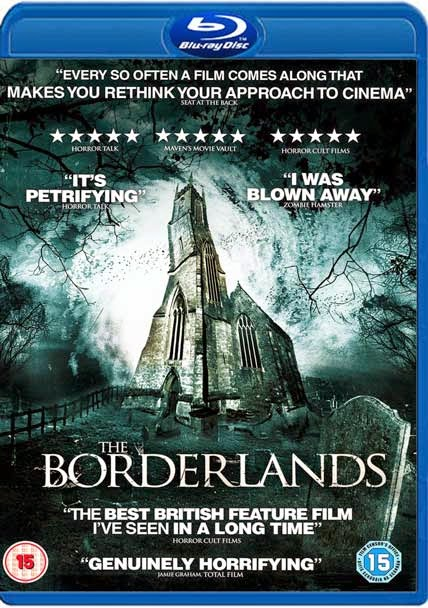 Filme Poster The Borderlands BRRip XviD & RMVB Legendado