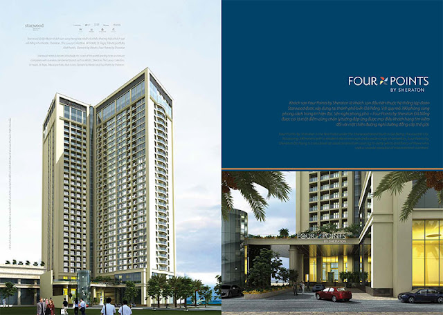 Tổng quan dự án Alphanam Luxury Apartment Đà Nẵng