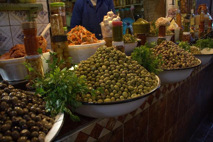 oliven, marokko