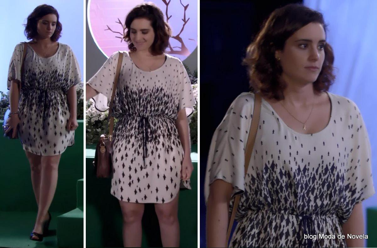 moda da novela Geração Brasil, look da Lara dia 20 de outubro
