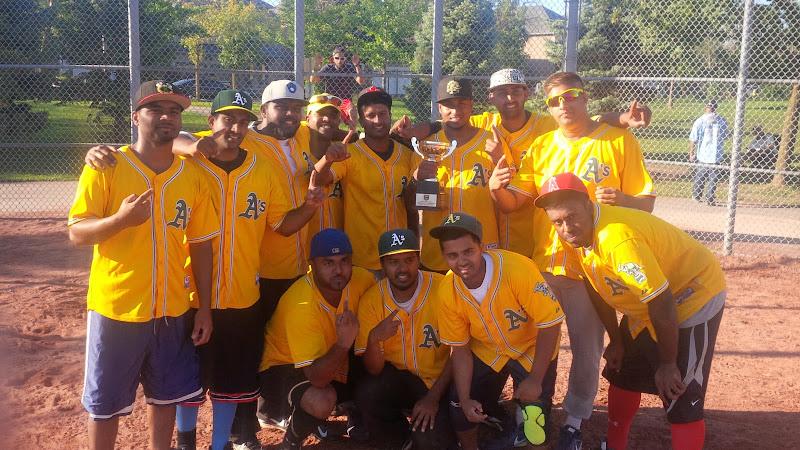 2014 USBA Tier 2 champions - Oakland