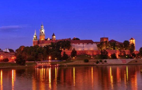Polonia en tres ciudades