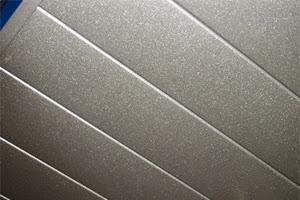 Подвесной реечный потолок бусщелевого типа