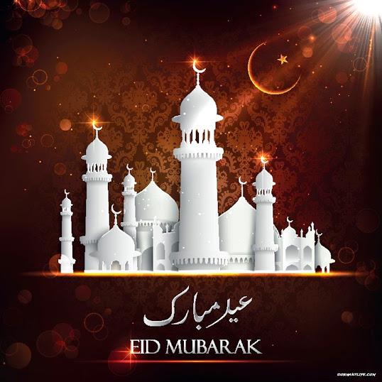Eid Mubarak Greeting Cards Top 4 3 - Eid Ul Fitr 2014: Greeting, Cards And SMS