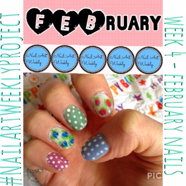 #NailArtWeeklyProject-nail-art