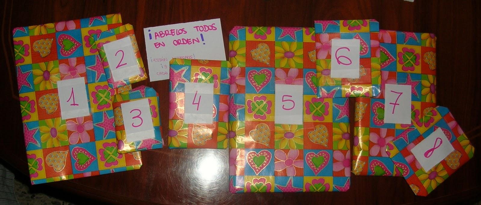 Sonia manualidades regalitos swap amigo invisible - Manualidades para un amigo invisible ...