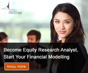 Financial Modeling course by EduPristine