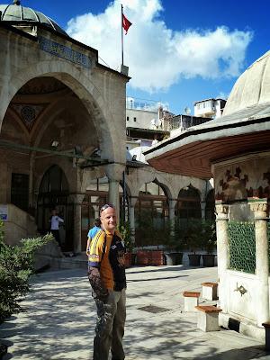 Brosantbrieg - Istambul - Mosquée