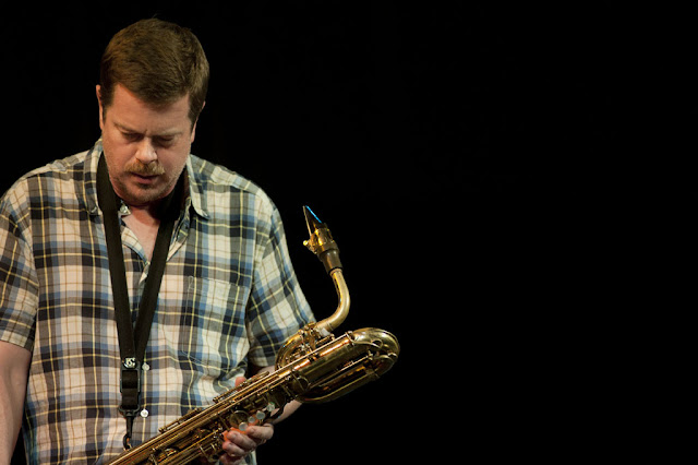 Ken Vandermark - Club de Música San Juan Evangelista (Madrid) - 6/11/2010