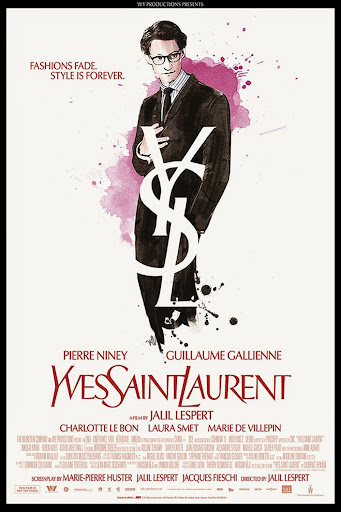 Ιβ Σεν Λοράν Yves Saint Laurent Poster