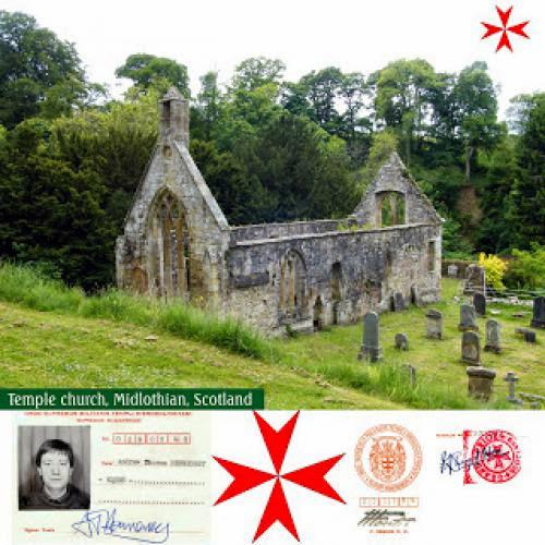Andrew Hennessey Secret Scotland Calendar 2013