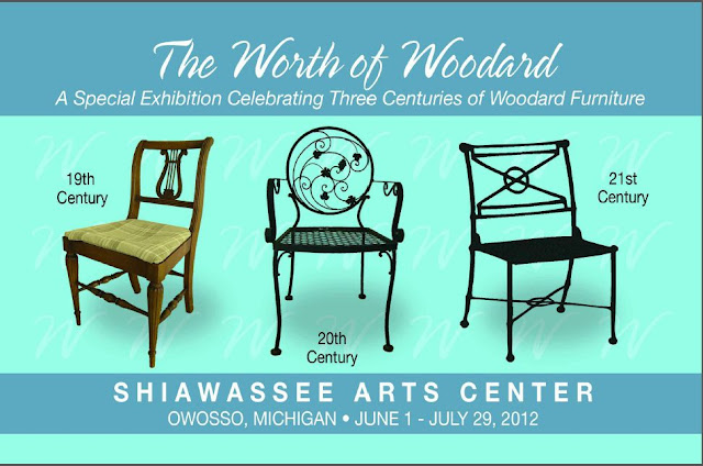 Mark Your Calendars for this Special Exhibition of 146 years of Woodard Furniture